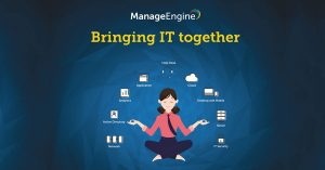 Bringing IT together με την ManageEngine