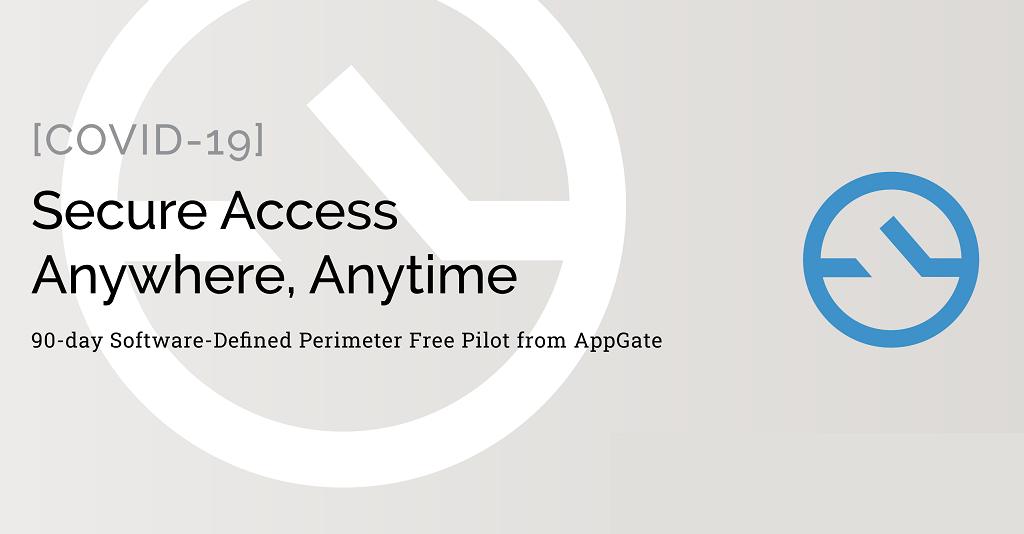 Οχυρώστε την ασφάλεια του δικτύου σας με το SDP της AppGate