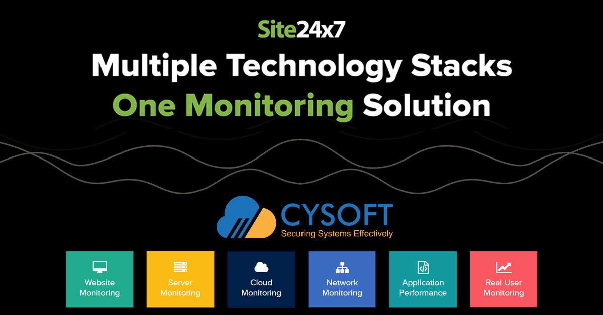 Ανακαλύψτε τις δυνατότητες της λύσης Site24x7 και λάβετε δωρεάν άδεια χρήσης για 3 μήνες
